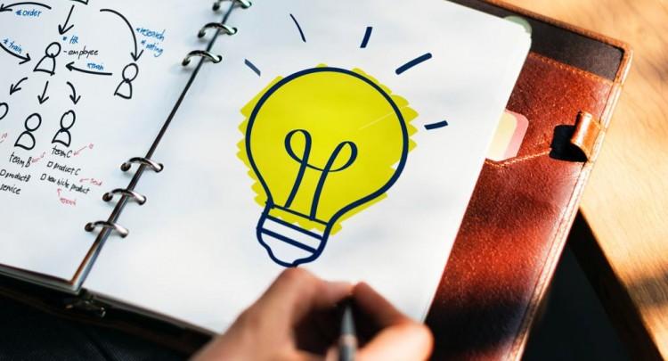 idée entreprise ampoule